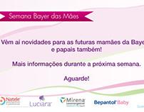 Semana Bayer das Mães