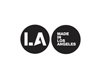 Logo Contest Concepts –'Designed/Made in Los Angeles'