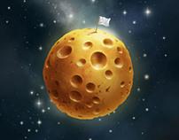 Kraft Moon