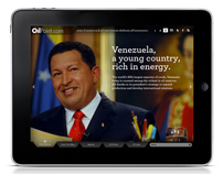 Oil / new online concept magazine
