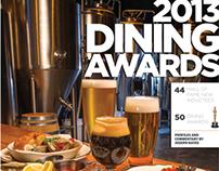Orlando magazine, 2013 Dining Awards, May 2013