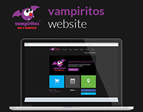 Vampiritos Website