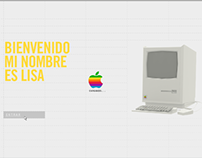 Apple Lisa - Website