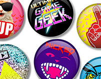 Swag badges for Kidzbop.com