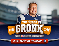 The Great DD Gronk Off