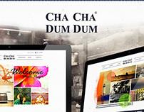 Cha Cha Dum Dum - Web Responsive
