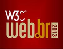 W3C Web.br 2013 Conference Teaser