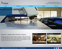 Riyadh Metal Industries Company L.L.C. Website