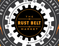 Rust Belt Market Kickstarter Merchandise
