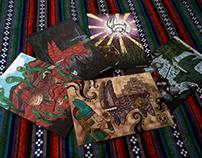 Postcards: Cerrito Mistica