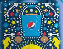 Latas Verano Pepsi / Pepsi Summer Cans