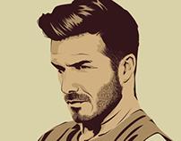 Made In England - David Beckham