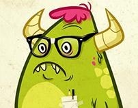 Monster Nerd