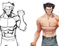 Wolverine Study