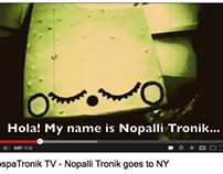 Video Puppet TV Show by XospaTronik