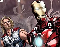 Avengers Process