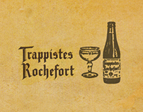 Trappistes Rochefort Tablet Ad Campaign