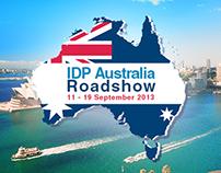 IDP Australia Roadshow