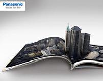 Panasonic SmartViera 3d LED TV