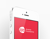 iOS App - Entrepreneurs Association