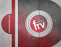 Vintage Fashion Tv Channel Package -Broadcast Design