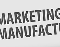 Marketing for Manufacturing website
