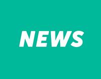 NEWS site  #Concept