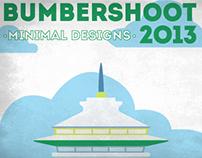Bumbershoot 2013: Minimal Designs