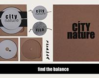 city vs nature