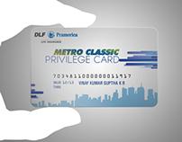 Privilege Card - DLF Pramerica & Hol