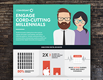 Millennial Engagement Infographic
