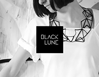 Black Lune jewelry and accessories