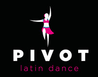 Pivot Latin Dance Brand Identity (2017)