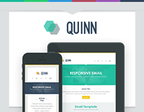 Quinn Email Template