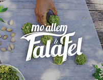 Mo'allem Falafel Identity