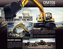 Industrial - Web Template