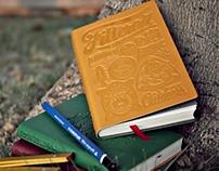 Filter017 B.S.F Traveler's Notebook