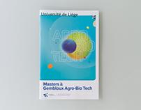 Gembloux Agro-Bio Tech : Masters
