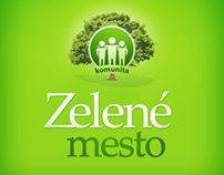 Zelené mesto Bratislava