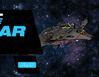 Space War - Demo Flash Game