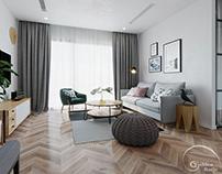 GreenPark Apartment