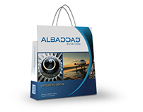 AlBaddad Aviation - Branding