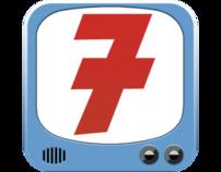 Télé7 Programme TV - iPhone