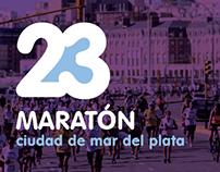 23 Maratón Ciudad de Mar del Plata