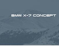 BMW X-7 Concept