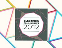 Elections 2012 - soirée spéciale Télésambre