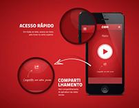 App Rádio CBN