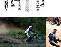 Lonestar Gravity team race jersey.