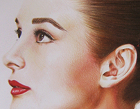 Old movie stars: Audrey Hepburn