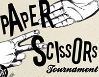 Paper Scissors Rock Tournament